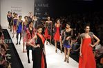 Nachiket Show Lakme India Fashion Week ( LFW ) 2010 day 2