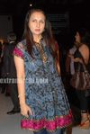 Poonam Dhillon at Lakme Fashion Week 2010 day 5