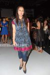 Poonam Dhillon at Lakme Fashion Week 2010 day 5 (1)