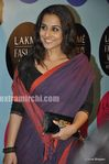 Vidya balan at Lakme India Fashion Week 2010