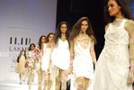 cell design -  Models at Lakme India Fashion Week 2010 (1)