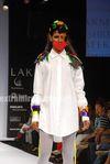 little shilpa show - Lakme India Fashion Week 2010