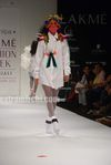 little shilpa show - Lakme India Fashion Week 2010 (1)