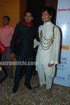 vivek oberoi at  Lakme India Fashion Week ( LFW ) 2010 day 2