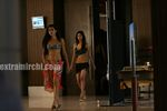 Femina Miss India contestants in bikini backstage pictures (7)