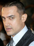 Aamir Khan at the premier of 'Race'