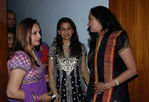 Jaya Prada with Juhi Chawla and Hema Malini at Maya Ravan dance by Shobana