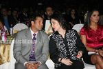 Sachin Tendulkar with wife Anjali Tendulkar at Sports Illustrated Awards (2)