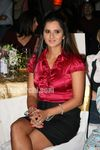 Sania Mirza at Sports Illustrated Awards pics