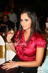 Sania Mirza at Sports Illustrated Awards pics (4)