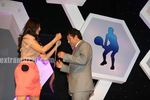 Shilpa Shetty with Sachin Tendulkar at Sports Illustrated Awards