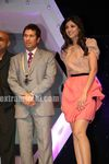 Shilpa Shetty with Sachin Tendulkar at Sports Illustrated Awards (2)