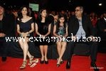 sridevi with boney kapoor at Stardust Awards (1)
