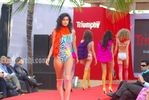 Models showcase Triumph International unveils Spring Summer collection (26)