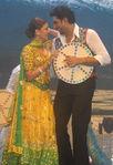 Abhishek Bachchan and Aishwarya Rai at performing Unforgettable Tour in San Francisco