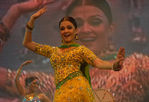 Aishwarya Rai performing at Unforgettable Tour in San Francisco