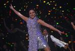 Preeti Zinta performing at Unforgettable Tour in San Francisco