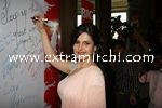 Zarine Khan at Big FM Studios promoting movie Veer (10)