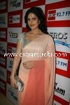 Zarine Khan at Big FM Studios promoting movie Veer (5)