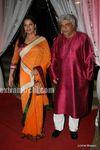 Javed Akhtar and Shabana Azmi at GR 8 Women Awards in ITC Grand Maratha