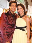 Katrina Kaif and Shiamak Davar at Pantaloons Femina Miss India 2008