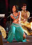 Tanushree dutta at NewYear Bash