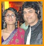 Aamir Khan and Kiran Rao wedding pictures