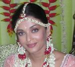 Aishwarya Rai Abhishek Bachan Wedding Photos,who got married on 20th April 2007