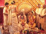 Aishwarya Rai Abhishek Bachan Wedding Photos,who got married on 20th April 2007 (12)