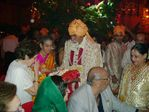 Aishwarya Rai Abhishek Bachan Wedding Photos,who got married on 20th April 2007 (2)