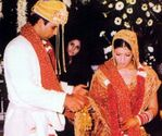 Akshay kumar and Twinkle Khanna wedding photos