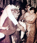 Amitabh Bachan and Jaya Bachan wedding pictures (1)