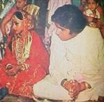 Amitabh Bachan and Jaya Bachan wedding pictures (2)