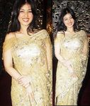 Ayesha Takia and Farhan Azmi wedding reception pictures