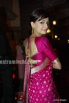 dia mirza at DR PK Aggarwal s daughter s wedding (1)