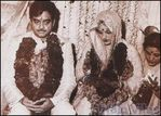 Dimple Kapadia and Rajesh Khanna wedding (2)