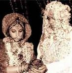 Dimple Kapadia and Rajesh Khanna wedding (3)