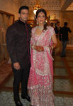 Ishaa Koppikar with Husband