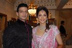 Ishaa Koppikar with Husband (1)