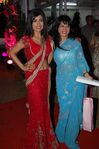 Shibani Kashyap with a friend