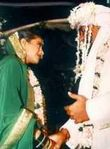 Kajol and Ajay Devgan wedding pictures (7)