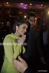 Aishwarya Rai Bachchan at Laila Khan Reception Party (1)