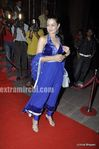 Bollywood actress Ameesha Patel at Laila Khan Reception Party