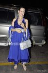 Bollywood actress Ameesha Patel at Laila Khan Reception Party (1)