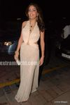 Bollywood cini stars at Laila Khan s wedding reception