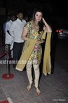 Bollywood cini stars at Laila Khan s wedding reception (4)