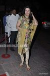 Bollywood cini stars at Laila Khan s wedding reception (5)