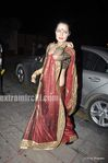 Celina Jaitley at Laila Khan Reception Party (5)
