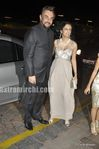 Fardeen Khan s sister Laila Khan s wedding reception to Frahan Furniturewala