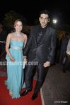 Fardeen Khan s sister Laila Khan s wedding reception to Frahan Furniturewala (1)